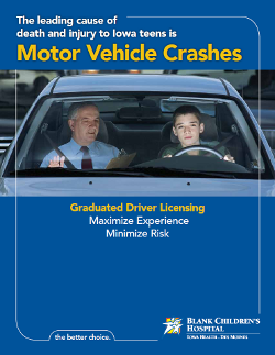 Licensing And Motor Vehicle Crash Risk >> The Leading Threat To Iowa Teens Health Is Motor Vehicle Crashes